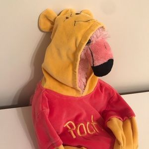 Disney Baby Pooh Size 6/9 months Halloween Costume